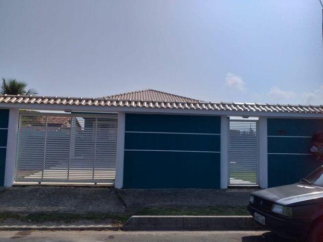 Casa de 3 quartos sendo 1 suíte com piscina no Jardim Atlântico em Maricá - RJ - Foto 8
