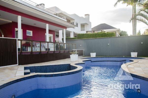 Casa em condomínio com 4 quartos no Villagio Del Tramonto - Bairro Estrela em Ponta Grossa - Foto 15