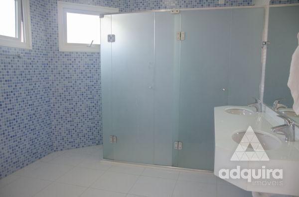 Casa em condomínio com 4 quartos no Villagio Del Tramonto - Bairro Estrela em Ponta Grossa - Foto 19