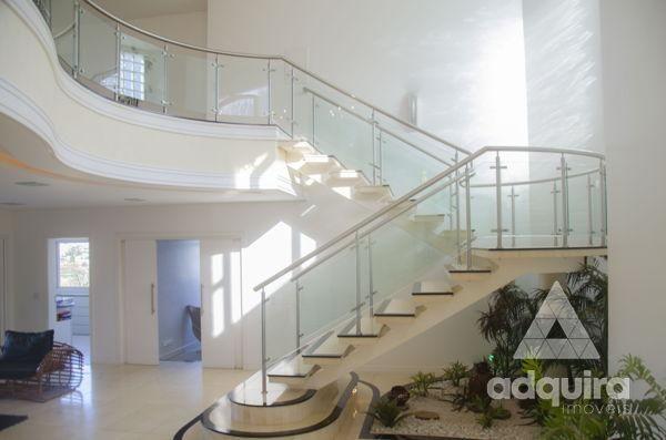 Casa em condomínio com 4 quartos no Villagio Del Tramonto - Bairro Estrela em Ponta Grossa - Foto 5