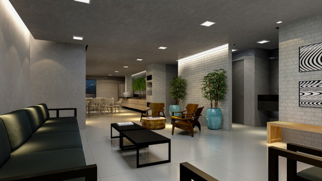 Liv Residence-Apartamento Loft - Ponta Verde - Maceió/AL - Foto 6