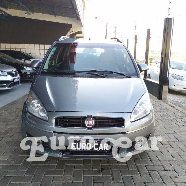 Fiat Idea Essence 1.6 Flex 2012 Completa ( ecosport doblo tucson fox duster ) - Foto 3