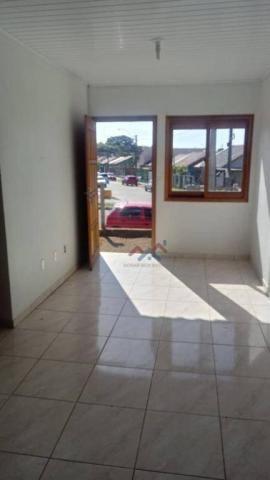 Casa com 2 dormitórios à venda, 50 m² por R$ 155.000,00 - Centro - Nova Santa Rita/RS - Foto 8