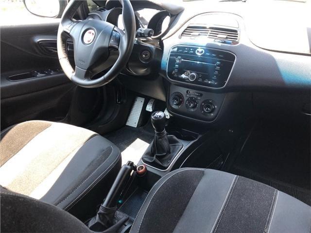 Fiat Punto 1.8 blackmotion 16v flex 4p manual - Foto 5