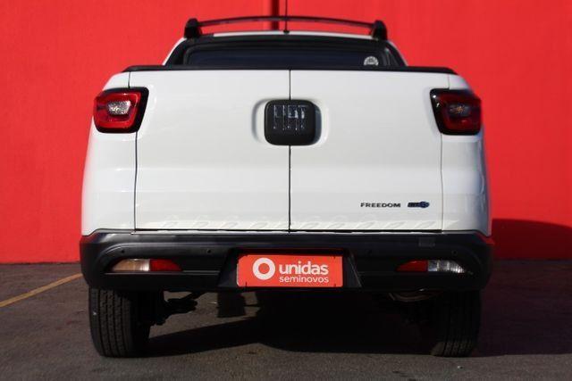 Pick-up Fiat Toro Freedom Flex At 4x2 1.8 - 2018 Completo - Foto 4