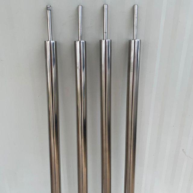 Acessórios para corrimão em aço inox AISI 304 - Foto 2