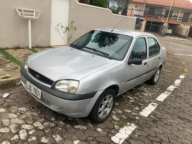 Ford Fiesta Street 1.6 GNV Completo