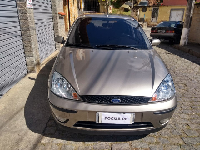 Ford Focus 08 1.6 8v GL consigo financiamento