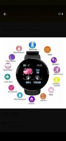 Smartwatch promoção (poucas unidades)