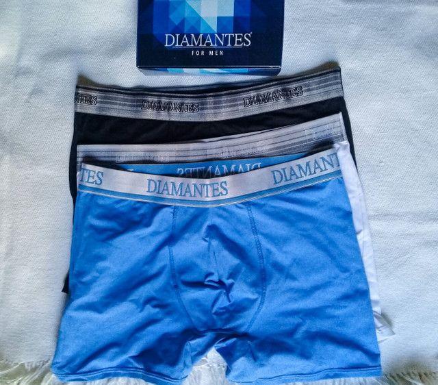 Cuecas Diamantes for Men GG