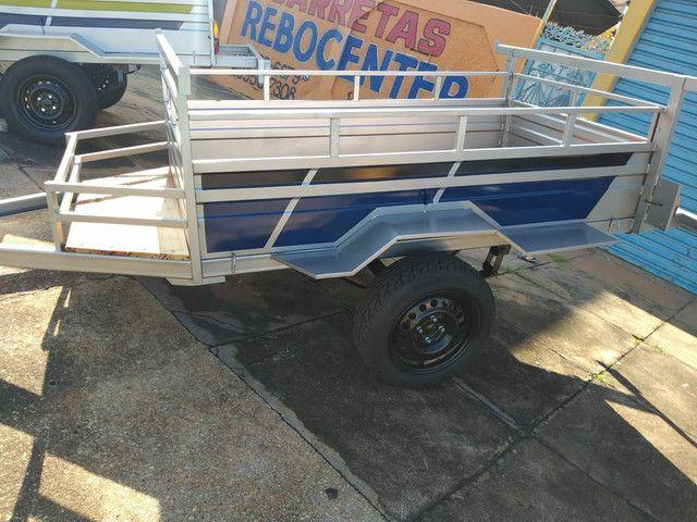Carretinhas rebocenter - Foto 3