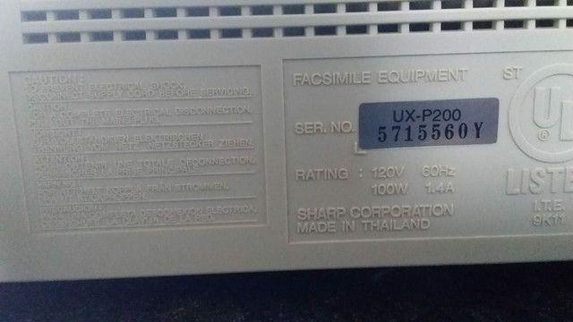 Máquina de Fax  - Foto 2