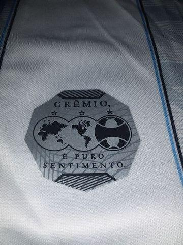 Camisa do grêmio 20/21 - II - Branca - Foto 2