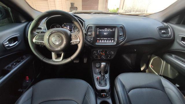 "Jeep Compass "" S "" Turbo Diesel 4X4. Imperdível!!! - Foto 6"
