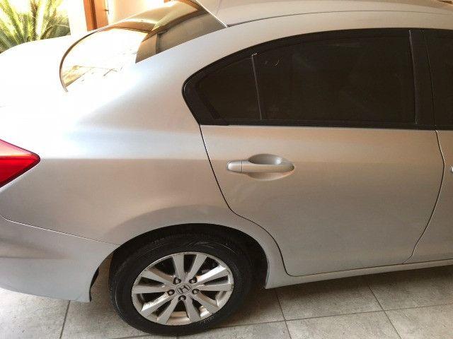 Honda Civic 2.0 LXR 13/14 - Ótima oportunidade - Excelente estado de conservação - Foto 6