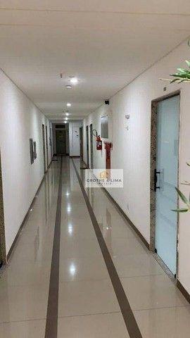Linda sala comercial 44m², 2 banheiros no centro de São José dos Campos - SP