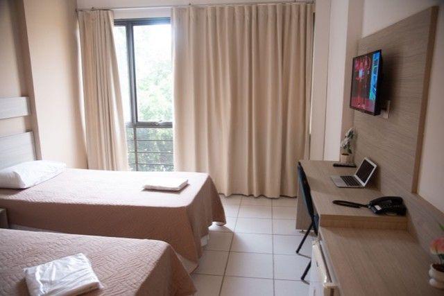 Kitnet / flat / hotel mobiliado