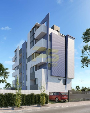 Apartamento à venda com 2 dormitórios em Bancários, João pessoa cod:PSP695 - Foto 3