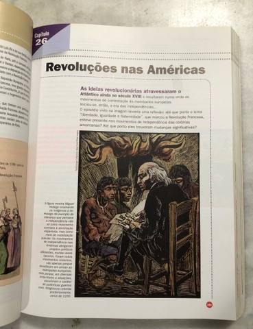Livro de história volume único  - Foto 2