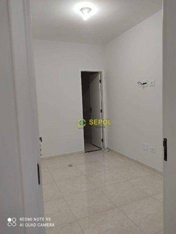 Apartamento com 2 dormitórios para alugar por R$ 1.400,00/mês - Jardim Brasília - São Paul - Foto 4