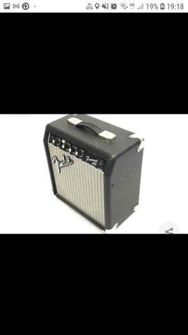 Amplificador fender frontmam 10g - Foto 2