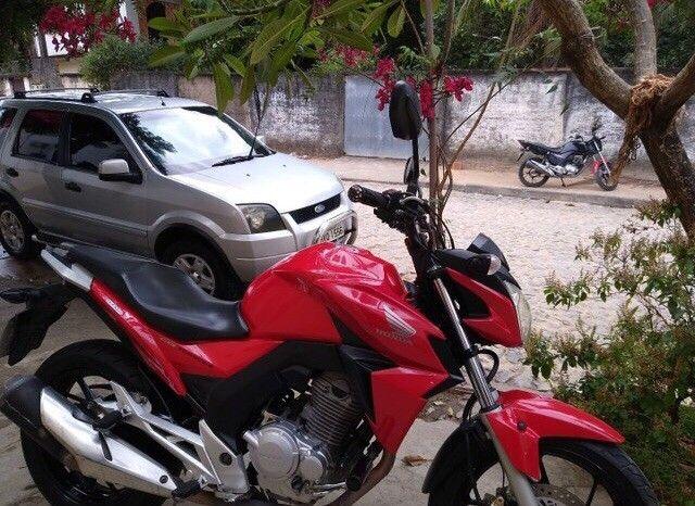 Honda CBX 250 Twister  - Foto 3