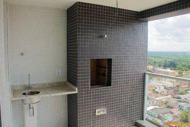 Ed. Viva Marco, 3 quartos, 2 suit, 2 vgs garag, 100 m², cond comp, novo - Foto 11