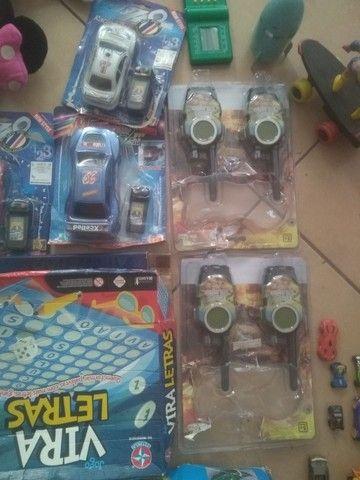 Lote de brinquedo r$ 400 tudo zap * - Foto 4