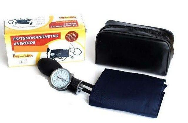 Aparelho Medidor De Pressão Esfigmomanômetro