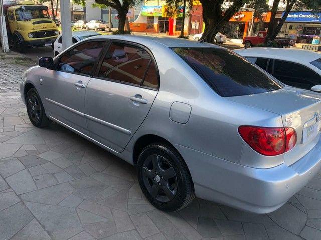 Super oferta Toyota Corolla Xei 1.8 - ano 2005 completo impecável  - Foto 5
