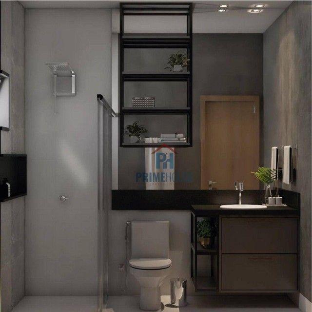 Apartamentos com 2 e 3 dormitórios à venda, 49 m² e 70 m²- Morada do Ouro - Cuiabá/MT - Foto 12