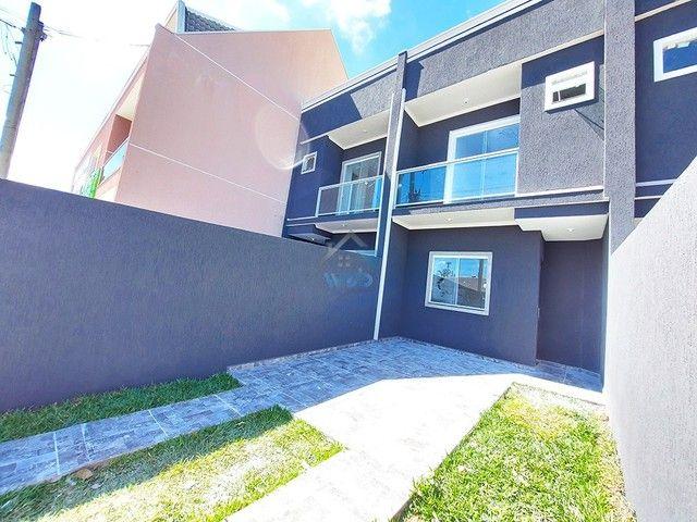 Sobrado à venda com 3 quartos (1 suíte) e 72 m², muito bem localizado próximo a rua São Jo - Foto 2