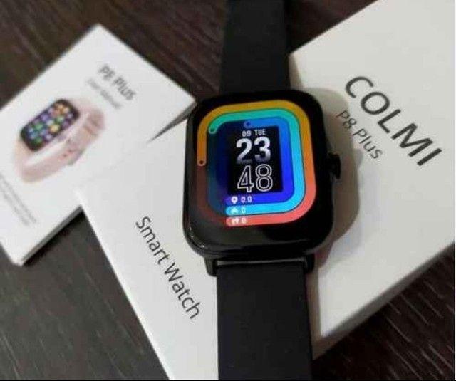 Smatwatch top de linha COLMI P8 Plus - Foto 4