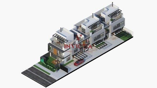 SOBRADO RESIDENCIAL com 3 dormitórios à venda com 177m² por R$ 850.000,00 no bairro Santa  - Foto 10