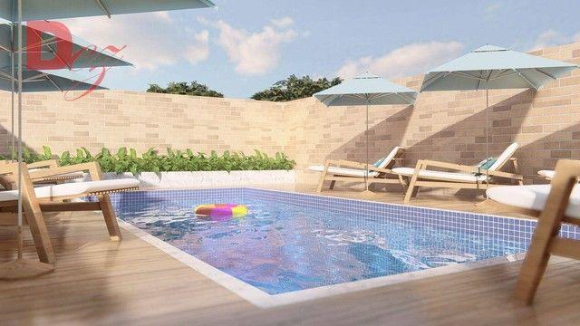 Apartamento com 2 dormitórios à venda, 60 m² por R$ 219.000,00 - Cidade Ocian - Praia Gran