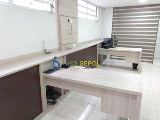 Salão para alugar, 200 m² por R$ 3.200,00/mês - Jardim Egle - São Paulo/SP - Foto 20