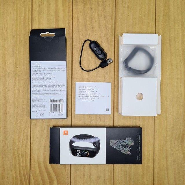 MIBand 4 Original | NOVO!
