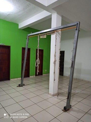 Rack suporte aparelhos aéreos de pilates - Foto 2