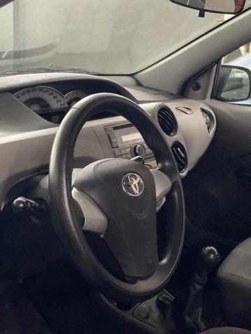 Toyota Etios 1.3 flex 2013   ( super novo ) - Foto 5