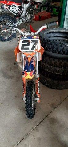 Moto infantil KTM 50 2006 - Foto 2
