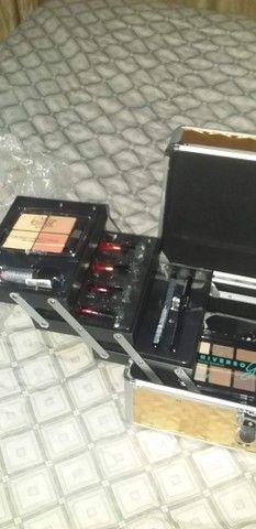 Maleta de maquiagem  - Foto 5