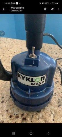 Soprador kyklon maxx azul 1400 watts