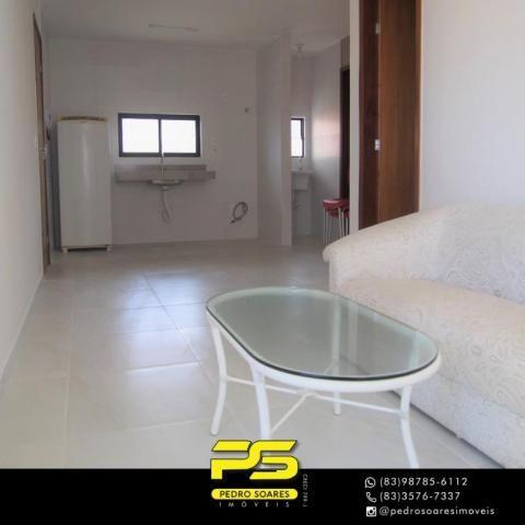(ALUGO) Apartamento com 2 dormitórios para alugar, 67 m² por R$ 2.100/mês - Cabo Branco -  - Foto 11