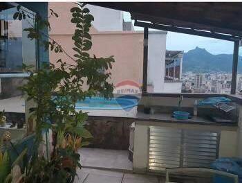 Cobertura com 3 dormitórios à venda, 170 m² por R$ 830.000,00 - Tijuca - Rio de Janeiro/RJ - Foto 17