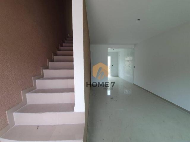 Sobrado à venda, 85 m² por R$ 319.900,00 - Sítio Cercado - Curitiba/PR - Foto 5