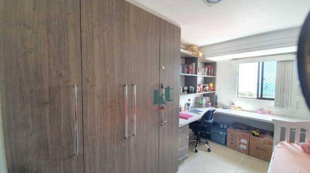 Apartamento com 3 dormitórios à venda, 84 m² por R$ 420.000,00 - Jardim Oceania - João Pes - Foto 16