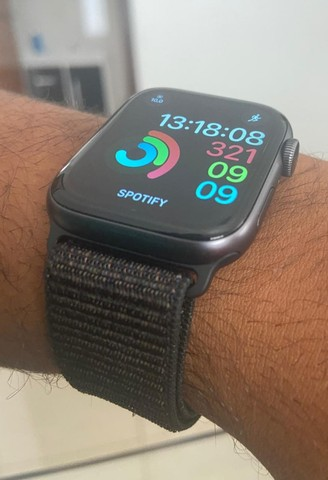 Apple Watch (GPS) S4 44mm - Space Gray