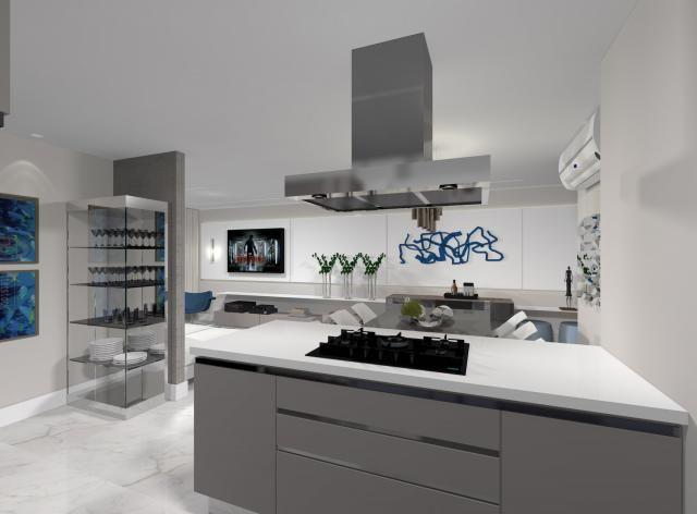 Apartamento à venda com 3 dormitórios em Centro, Guaratuba cod:0389/2021 - Foto 5