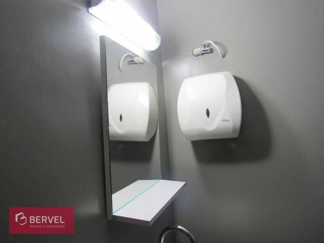 Sala para alugar, 27 m² por R$ 500,00/mês - Copacabana - Rio de Janeiro/RJ - Foto 9