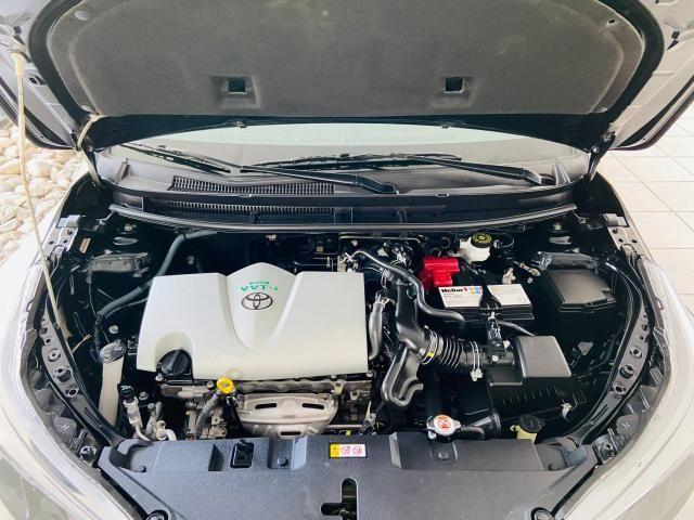 Toyota Yaris 2018/2019 1.5 16V Flex XLS Multdrive - Foto 8
